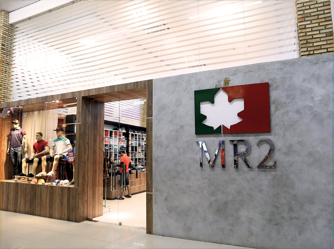 MR2 Menswear