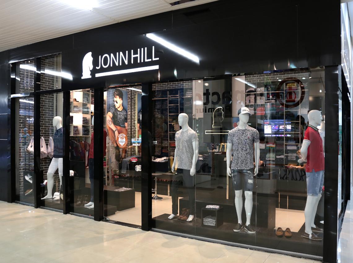 JONN HILL