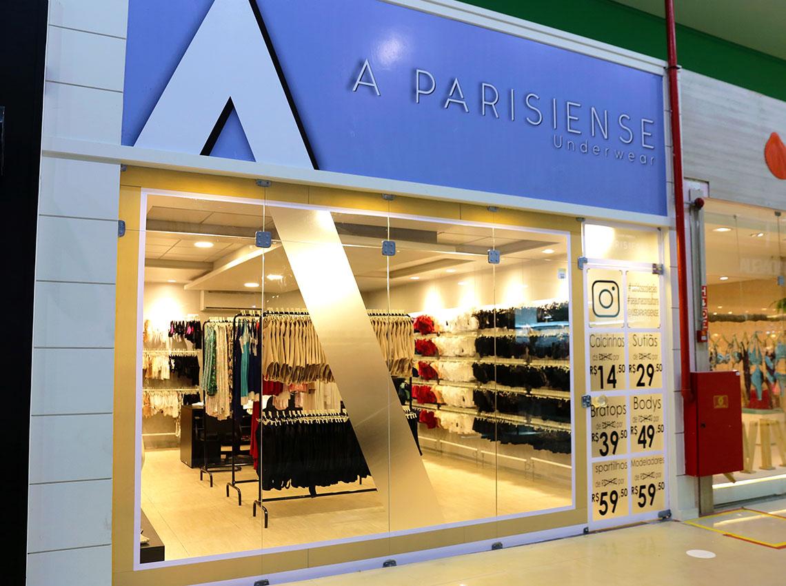 A Parisiense Underwear